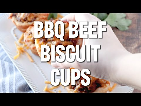 beef biscuit cups