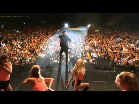 Akcent 'Kamelia' Live In Varna, Bulgaria At The Voice Of Summer July 16, 2014
