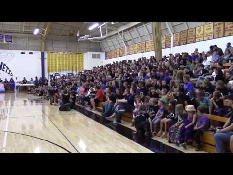 Harvey-Wells County Homecoing 2014