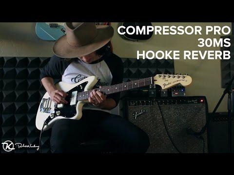 Keeley Compressor Pro - 30ms - Hooke Reverb