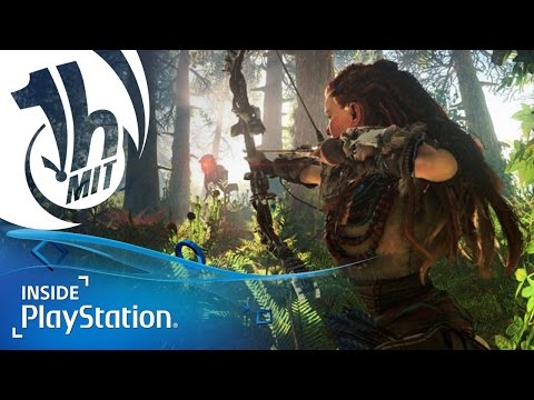 Horizon Zero Dawn PS4 Gameplay: Aloys Reise beginnt! | PS4 Gameplay (deutsch) aus Horizon Zero Dawn