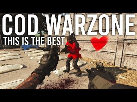Call Of Duty Warzone Is The Best Battle Royale Youtube
