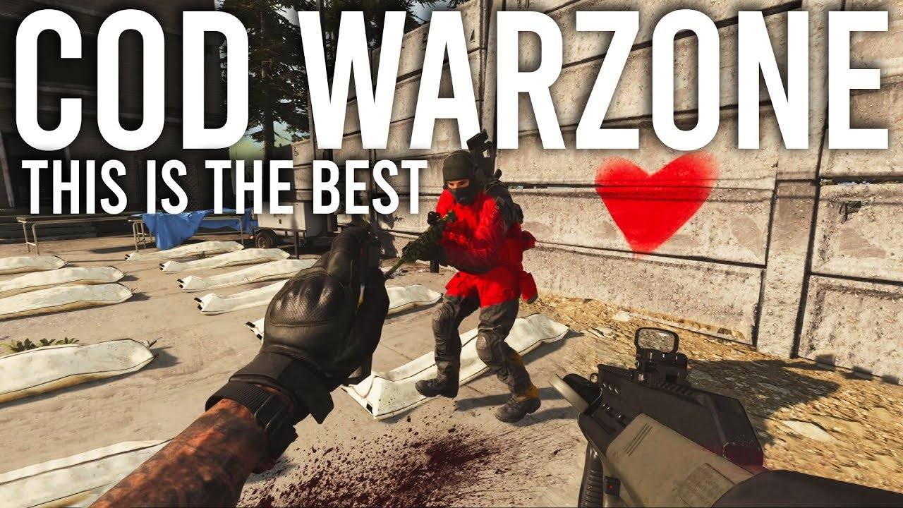 Call of Duty Warzone is the best Battle Royale