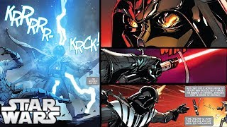 VADER AND TARKIN HUNT EACH OTHER TO THE DEATH!!! (CANON) - Star Wars Comics Explained