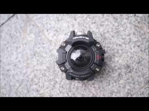 Casio G'z Eye - The Rugged Camera