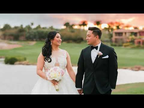 Jillian + Richard | DragonRidge Country Club Wedding | KMH Photography