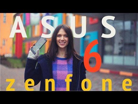 Asus ZenFone 6: обзор смартфона