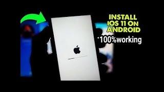 Install IOS Di Semua Android  Jadi Rasa iPhone Beneran