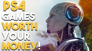 5 UNDERRATED PS4 Games WORTH Your MONEY!