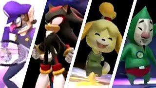 Super Smash Bros. (Wii U) - All Assist Trophies