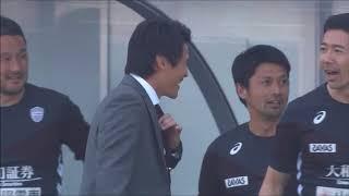 CKのチャンスからゴール前で混戦が生まれると、最後は渡邉 千真(神戸)...