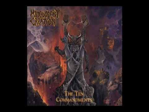 Malevolent Creation - Malevolent Creation