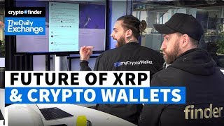 Future of XRP and crypto wallets with Jaryd from myCryptoWallet