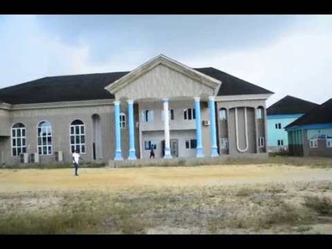NIGERIAN MARITIME UNIVERSITY, OKERENKOKO