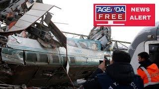 High-Speed Train Crashes in Ankara, Turkey - LIVE COVERAGE