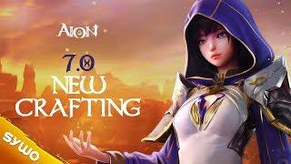 AION 7.0 | New Magic Crafting | Daeva Skill Box, Manastones etc