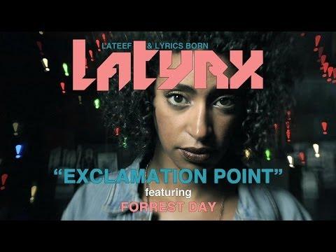 LATYRX (Lateef + Lyrics Born) feat Forrest Day
