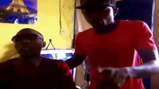 Download Video dj arafat inspire dj fabrice legende en studio MP3 3GP MP4