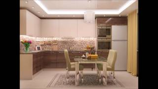 видео дизайн проект двухкомнатной квартиры
