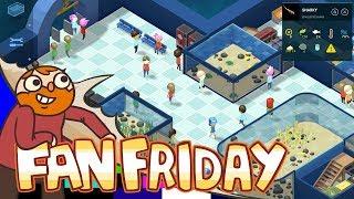 Fan Friday!! - Megaquarium aka SHARK JAIL!