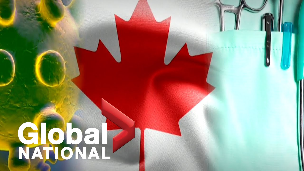 Global National: Feb 1, 2020   More Canadians look to get out of China amid coronavirus outbreak Смо