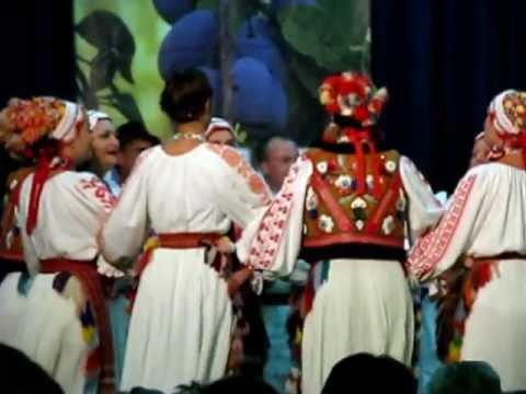 KUD 'Kamen' Sirač i HKUD 'Lahor' Daruvar – nastup na Danima šljiva u Siraču 2009.