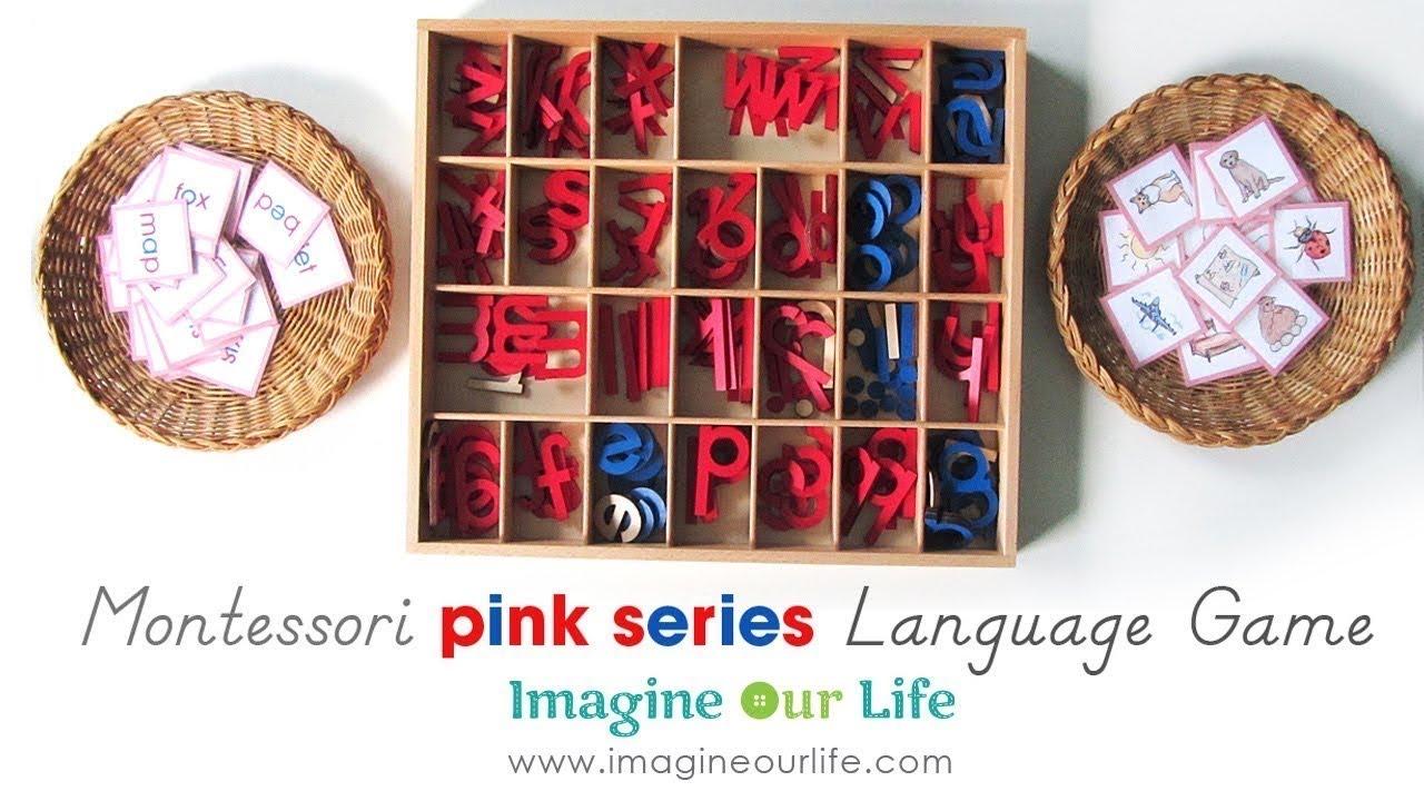 montessori pink box ile ilgili görsel sonucu