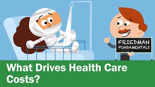 Gambar cover Friedman Fundamentals: What Drives High Health Care Costs