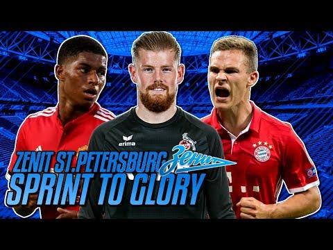 FIFA 18: ZENIT ST.PETERSBURG SCHREIBT GESCHICHTE!!🔥🔥 - ZENIT SPRINT TO GLORY