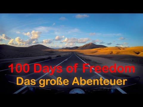 100 Days of Freedom - Kindle eBook für nur 2,99 Euro bei Amazon!!