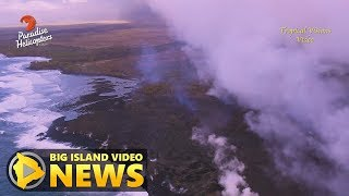 Hawaii Volcano Eruption Update - Thursday Morning (July 19, 2018)