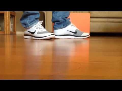 Nike Free 4.0 V4 On Feet