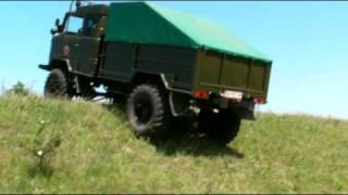 ГАЗ-66 модернизированный GAZ-66