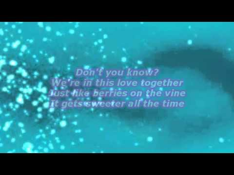LUKE MCMASTER »  We're In This Love Together Lyrics