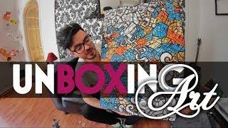 Unboxing Art. Il piacere degli incontri #TOGETHER