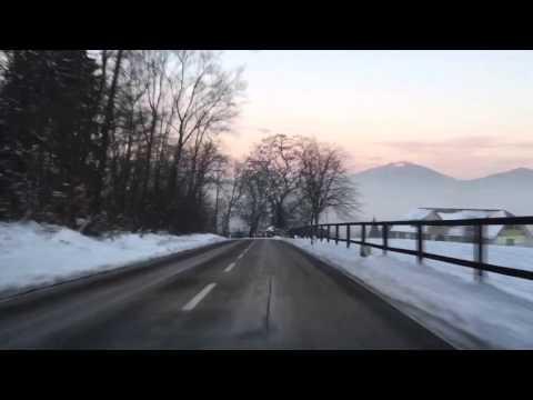 A Drive Tour of Baden-Baden