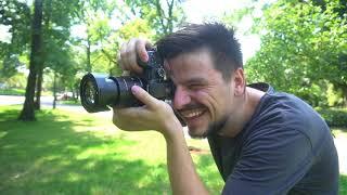 ПЪРВИ СТЪПКИ в снимането: Портрети