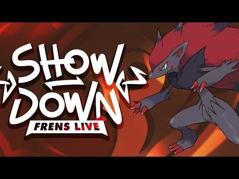 """ZOROARK AND MAGCARGO IN OU?"" Pokemon Ultra Sun & Moon! OU Showdown Live W/PokeaimMD, Blunder, Emvee"