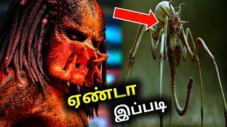 The Predator 2018 Deleted Predator Spider Creature in Tamil
