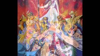 "Saint Seiya especial  Kazuko Kawashima y mas extras ""soundtrack"""