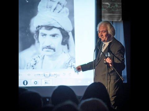 Gholamreza Sakhai's talk on his artistic life