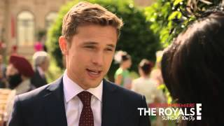 The Royals | Season 2 Premiere This Sunday | E!