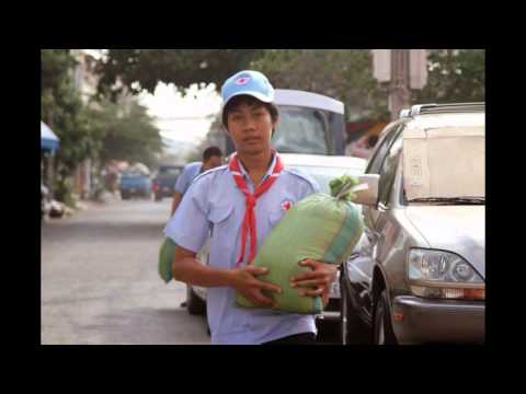 Cambodia Red Cross | Youths Of Red Cross