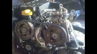 Moteur 1.5 dci modifier a moteur normal d