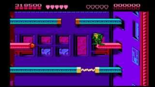Battletoads (NES) ~ Intruder Excluder in 1:16