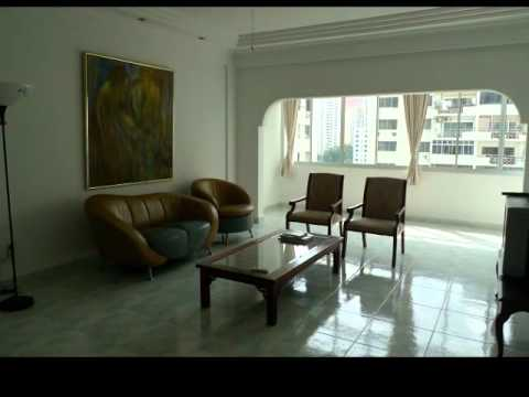 Singapore Property For Sale | Pacific Mansion (D09): 3 bedroom unit *SOLD*