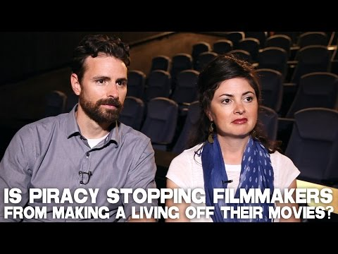 Is Piracy Stopping Filmmakers From Making A Living Off Their Movies? by Jamin Winans & Kiowa Winans