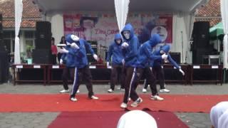 Jabbawockeez Indonesia [SMA N 1 Karanganyar]