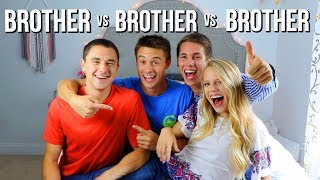 Who Knows Me Better? Brothers Vs. Brothers | Meet My Brothers