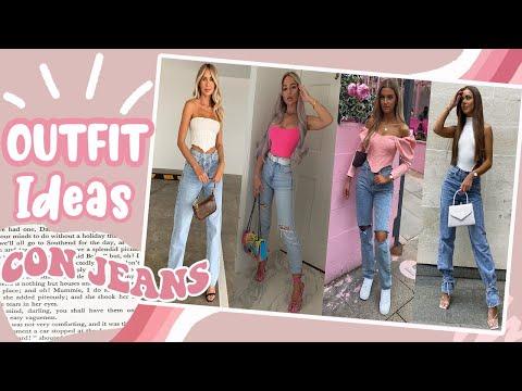 100 Outfits De Moda 2020 Primavera Verano Mujer Juvenil Casuales Y Elegantes Moda Y Maquillaje Youtube